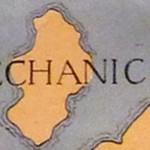 Karte der Physik, 1939