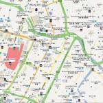 Liveansicht des Tokioter ÖPNV