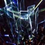 Laserreflektionen – Power of one #point