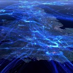 Flugverkehr über Europa (speziell UK)
