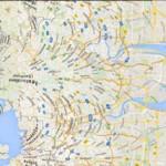 Mercator Projektion mit selbstgewähltem Pol