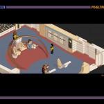 Erforscht die Enterprise D im 8-Bit-Style