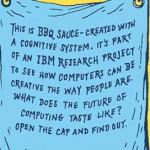 Supercomputer Watson entwickelt BBQ-Sauce