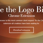 Make the Logo Bigger – Jetzt auch als Chrome Extension