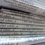 Der Tod der Zeitungen