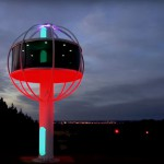 The Skysphere – Junggesellenbude meets Jetsons
