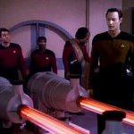 Immer wiederkehrende Star Trek Requisiten