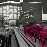 Eine Zeitreise durch alte Poskarten und 3D-Rendering