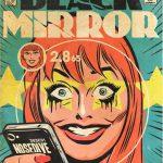 Black Mirror Folgen als alte Comictitel